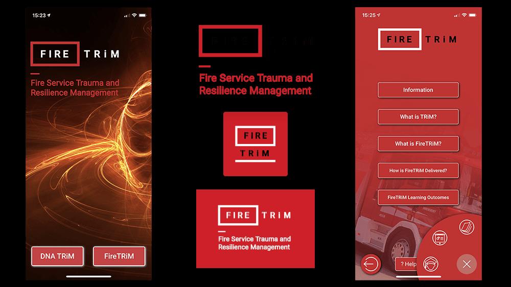 FireTRiM App image