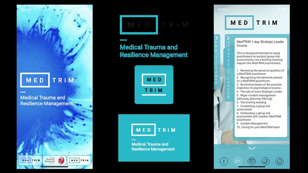 MedTRiM App image
